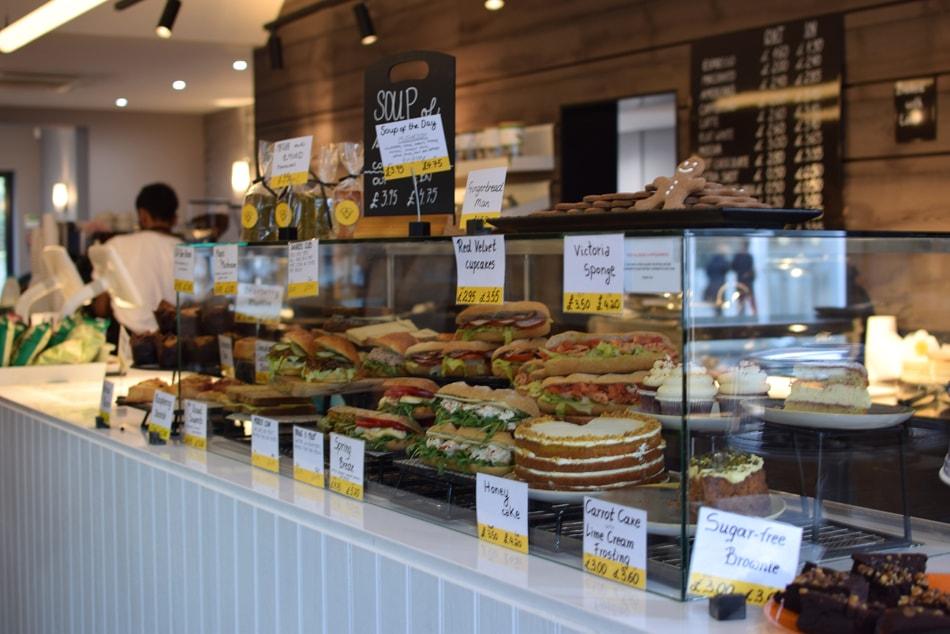 beyond bread sans gluten in london
