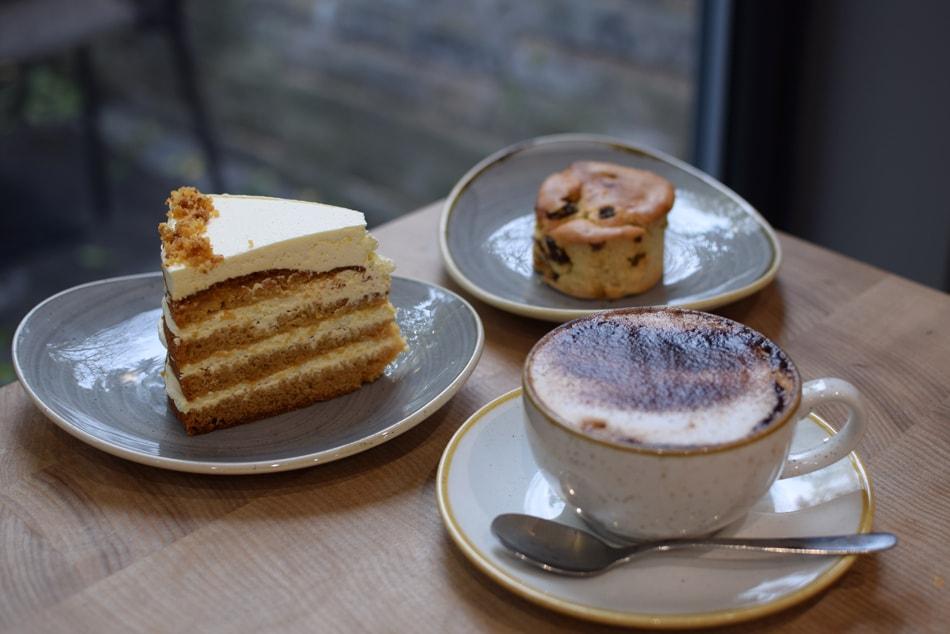 Victoria sponge cake: sans gluten