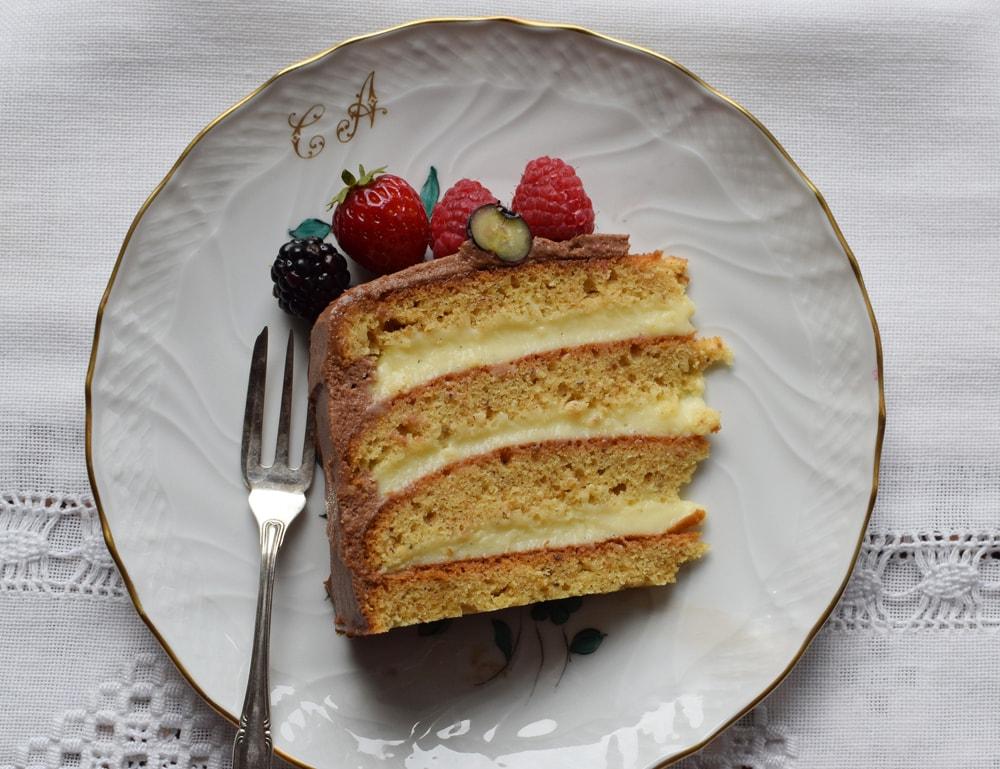 mon gâteau d'anniversaire sans gluten