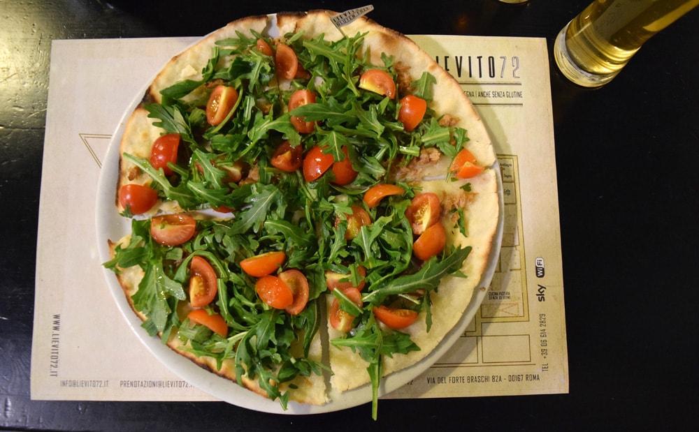 lievito 72 focaccia sans gluten