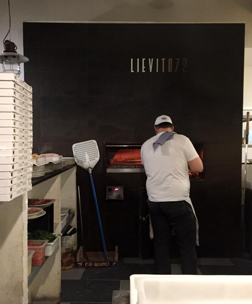 lievito 72 pizza sans gluten à rome