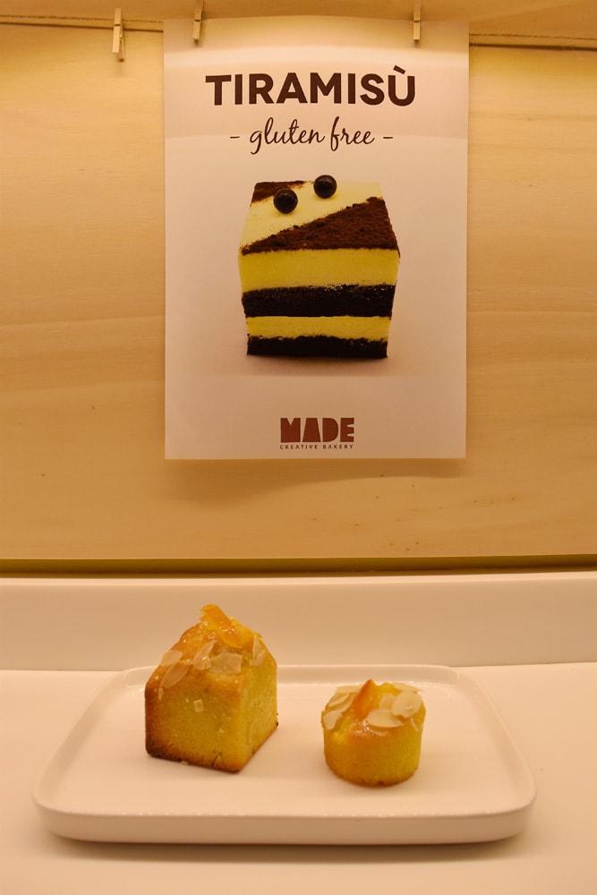 made bakery gâteau aux amandes