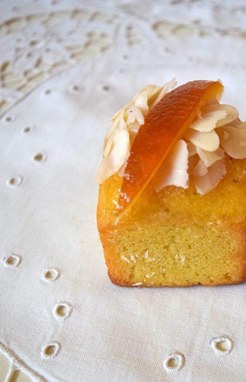 made bakery cake aux amandes