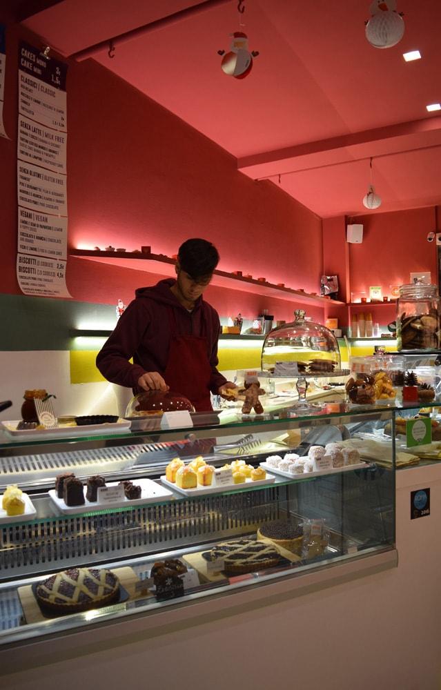 made bakery rome