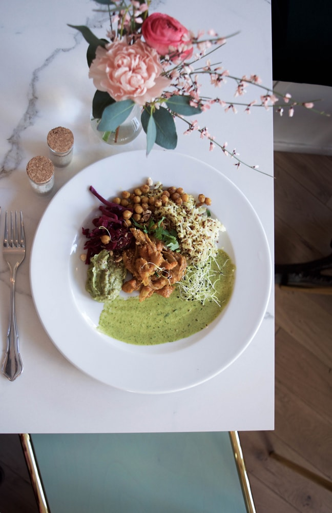 abattoir vegetal dejeuner vegan sans gluten