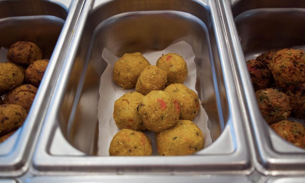 bul boulettes sans gluten vegetaliennes
