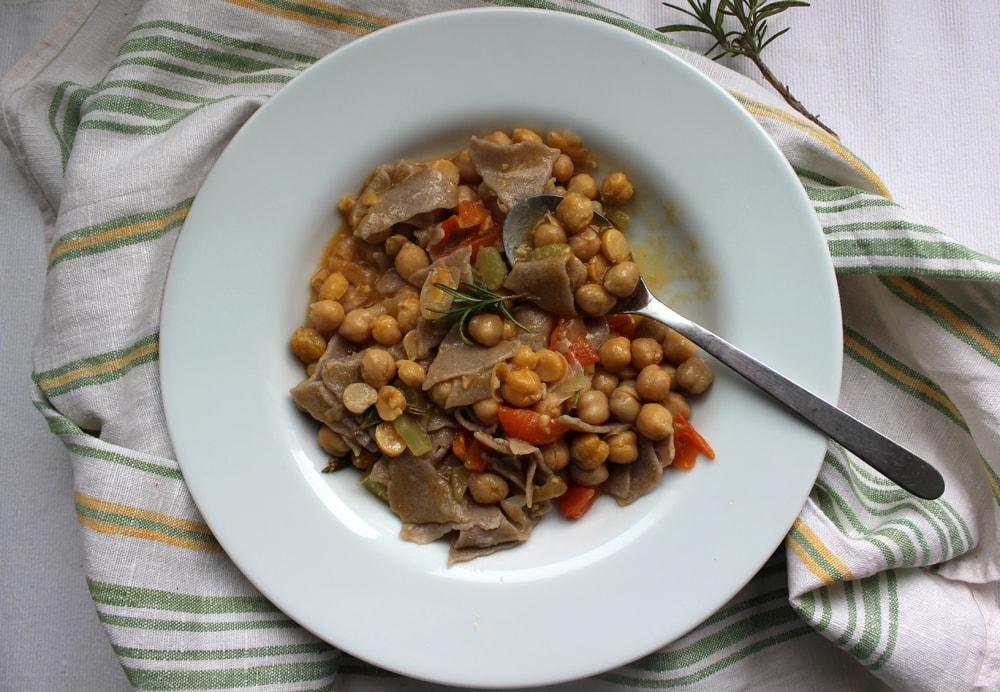 délicieuse recette de pates fraiches sans gluten
