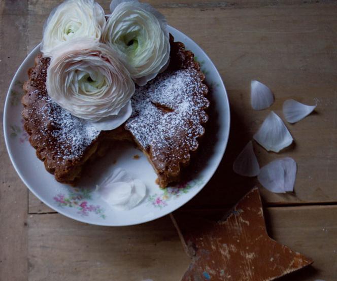 recette tarte aux pommes sans gluten