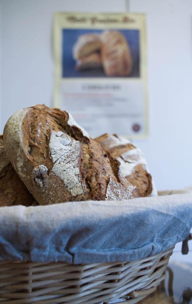 au pain naturel pain à la farine de chataigne