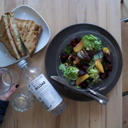 five sandwich sans gluten