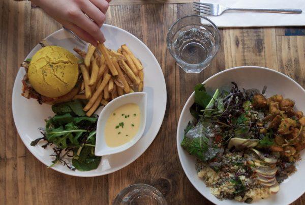 hope restaurant vegan