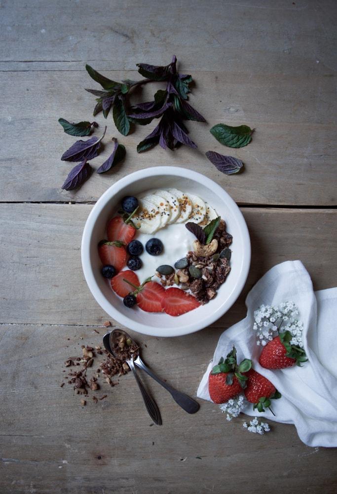 cinq sans granola sans gluten