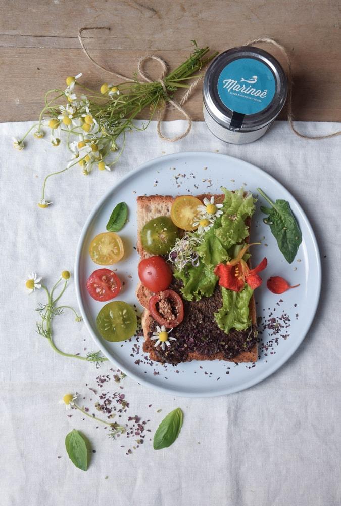 marinoe sandwich tomates sans gluten