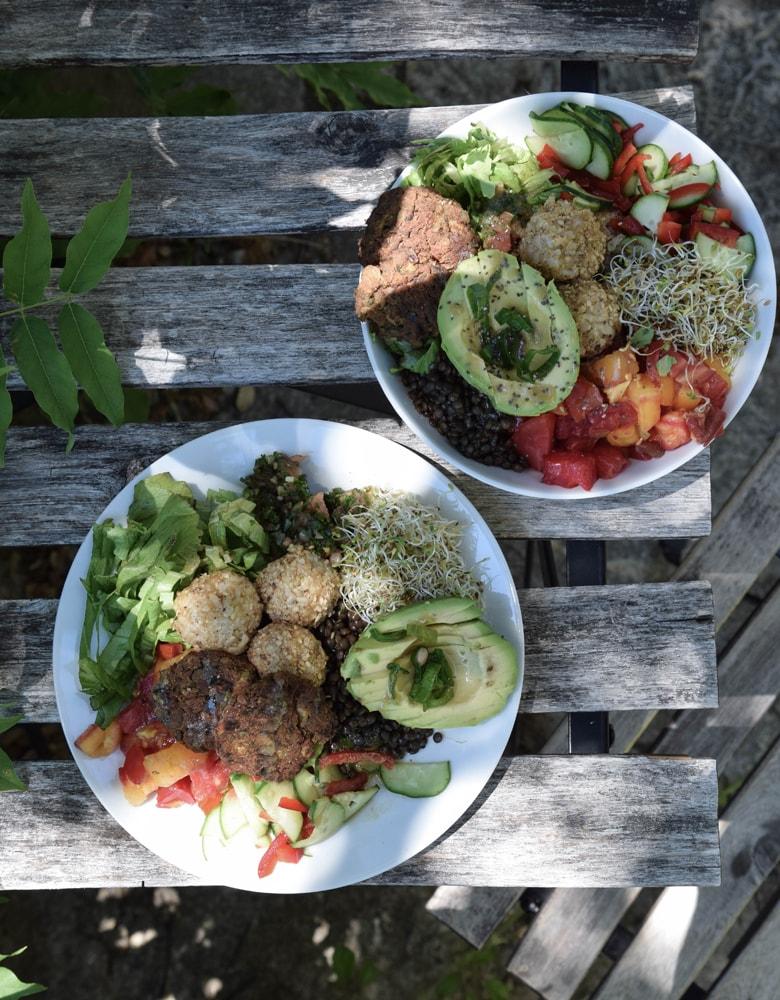 moonrise buddha bowl vegan et sans gluten