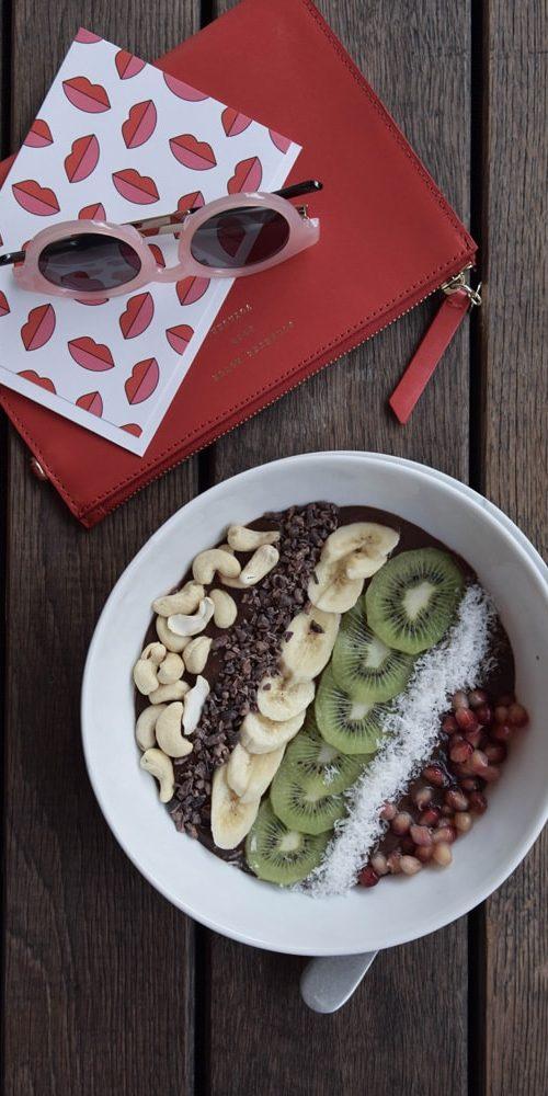 daluma acai bowl sans gluten vegan