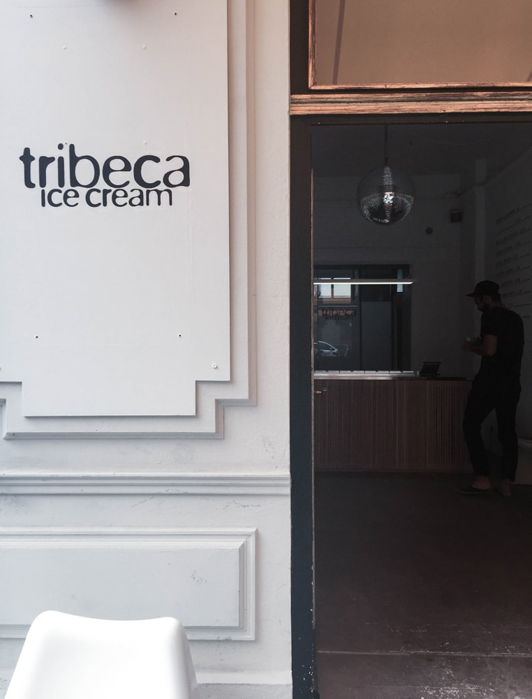 tribeca glace vegan et sans gluten berlin