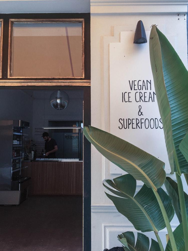 tribeca des bonnes glaces vegan et sans gluten à berlin