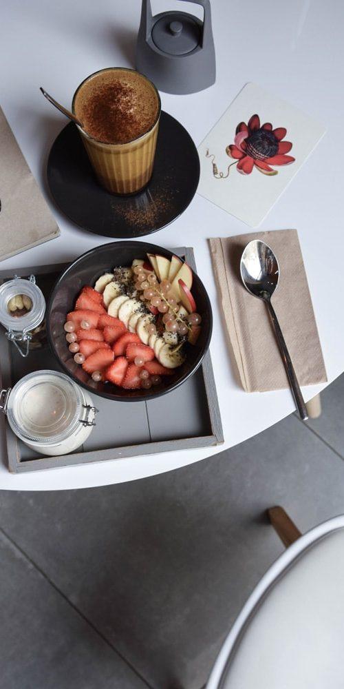 wanderlust cafe petit-dejeuner sans gluten