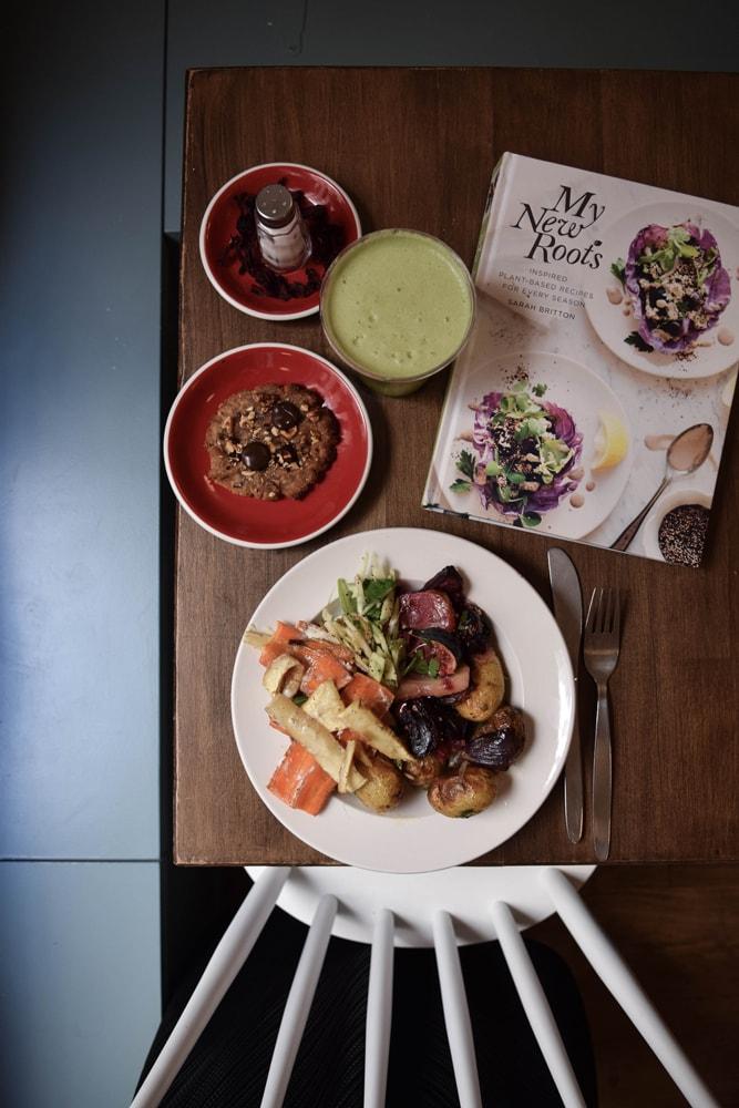 yema déjeuner vegan et sans gluten