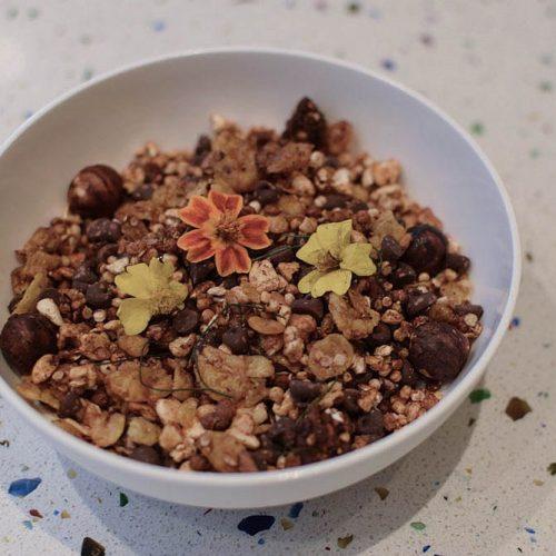 noglu granola sans gluten