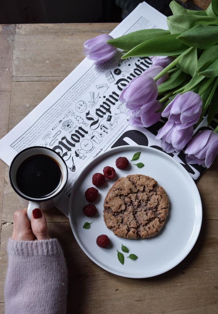 freely cookies vegan et sans gluten