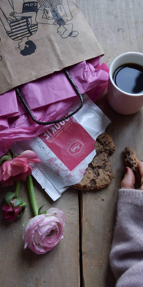 freely délicieux cookies vegan et sans gluten