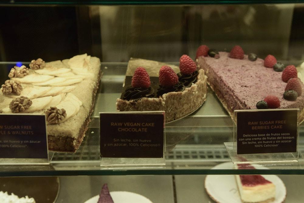 celicioso gâteaux crus