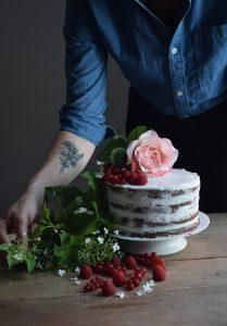 fanny naked cake gluten free