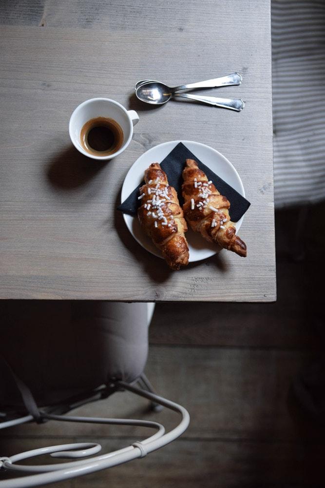 via dalla spiga croissant sans gluten trop bon