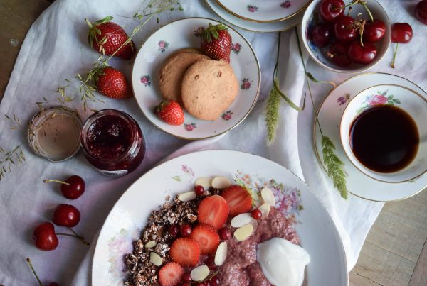smart fooding chia pudding sans gluten