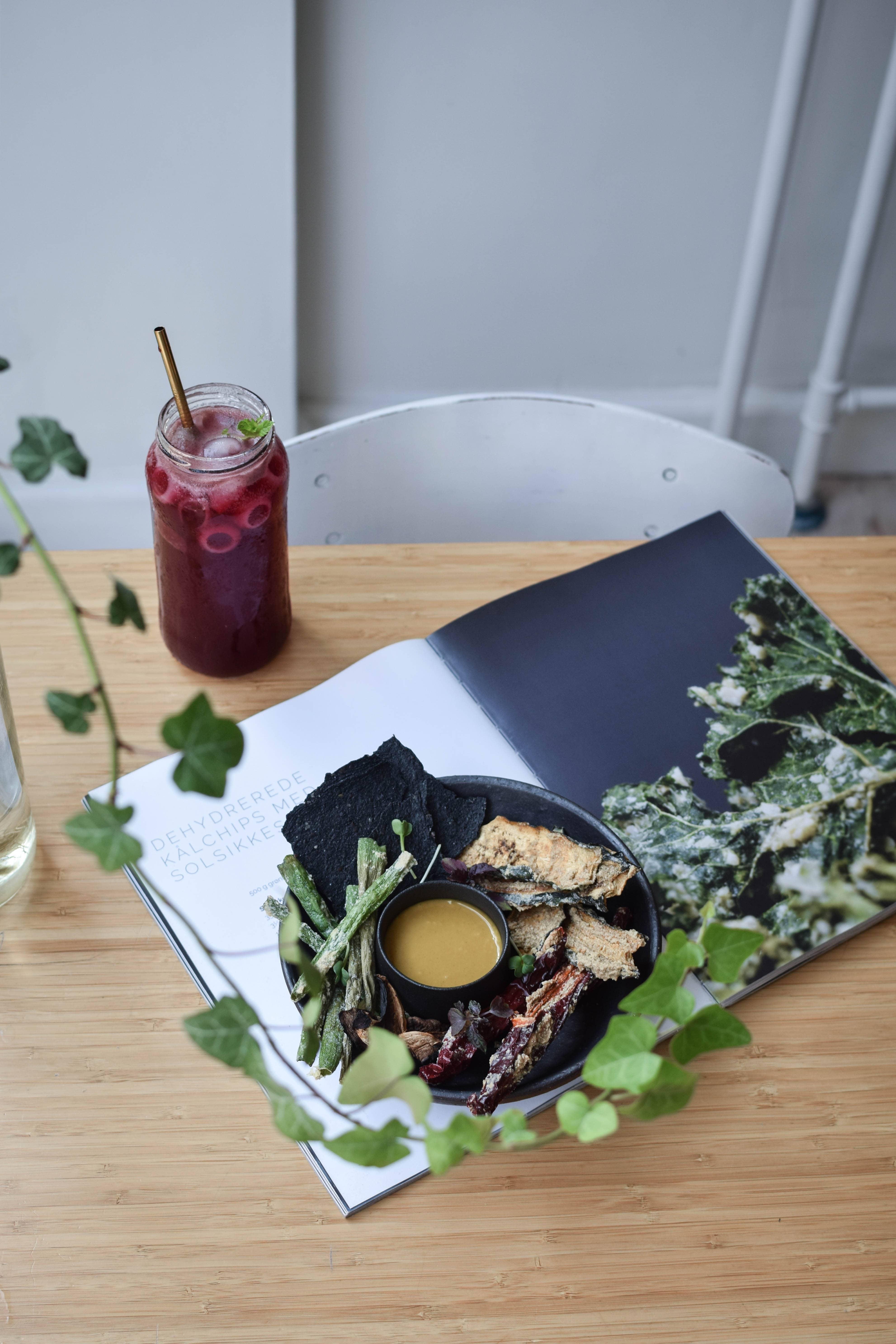 plant power food tapas vegan