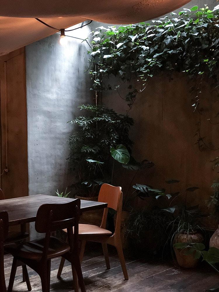 vaekst restaurant details