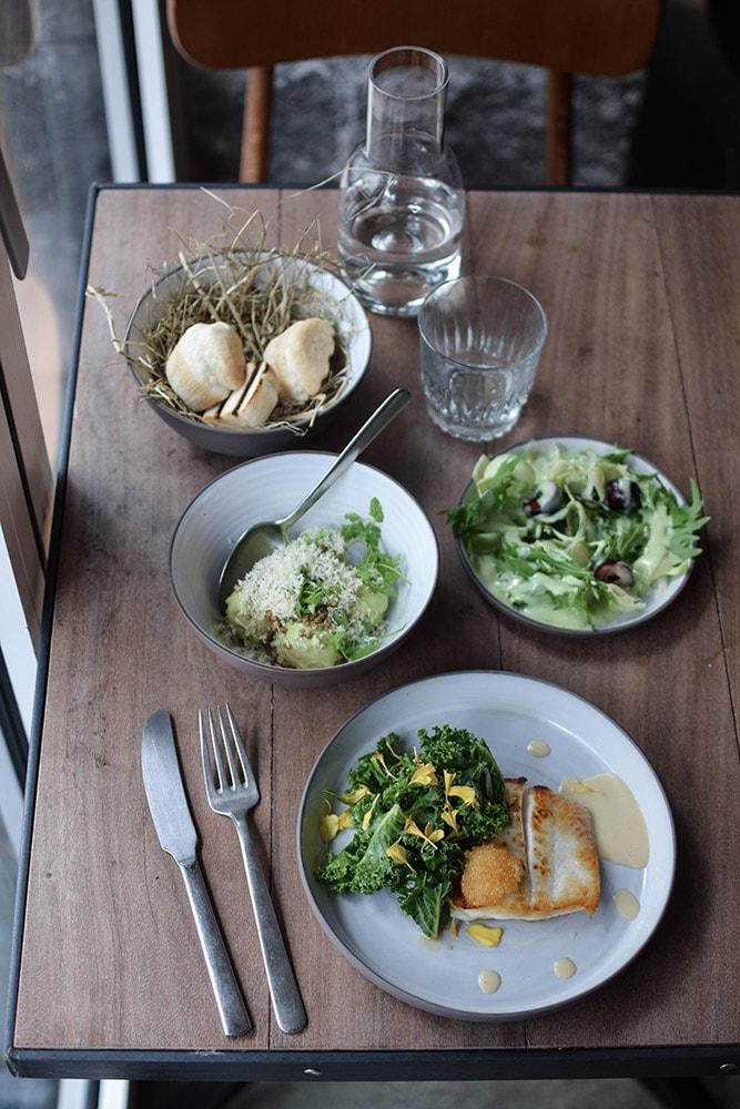 vaekst délicieux déjeuner sans gluten