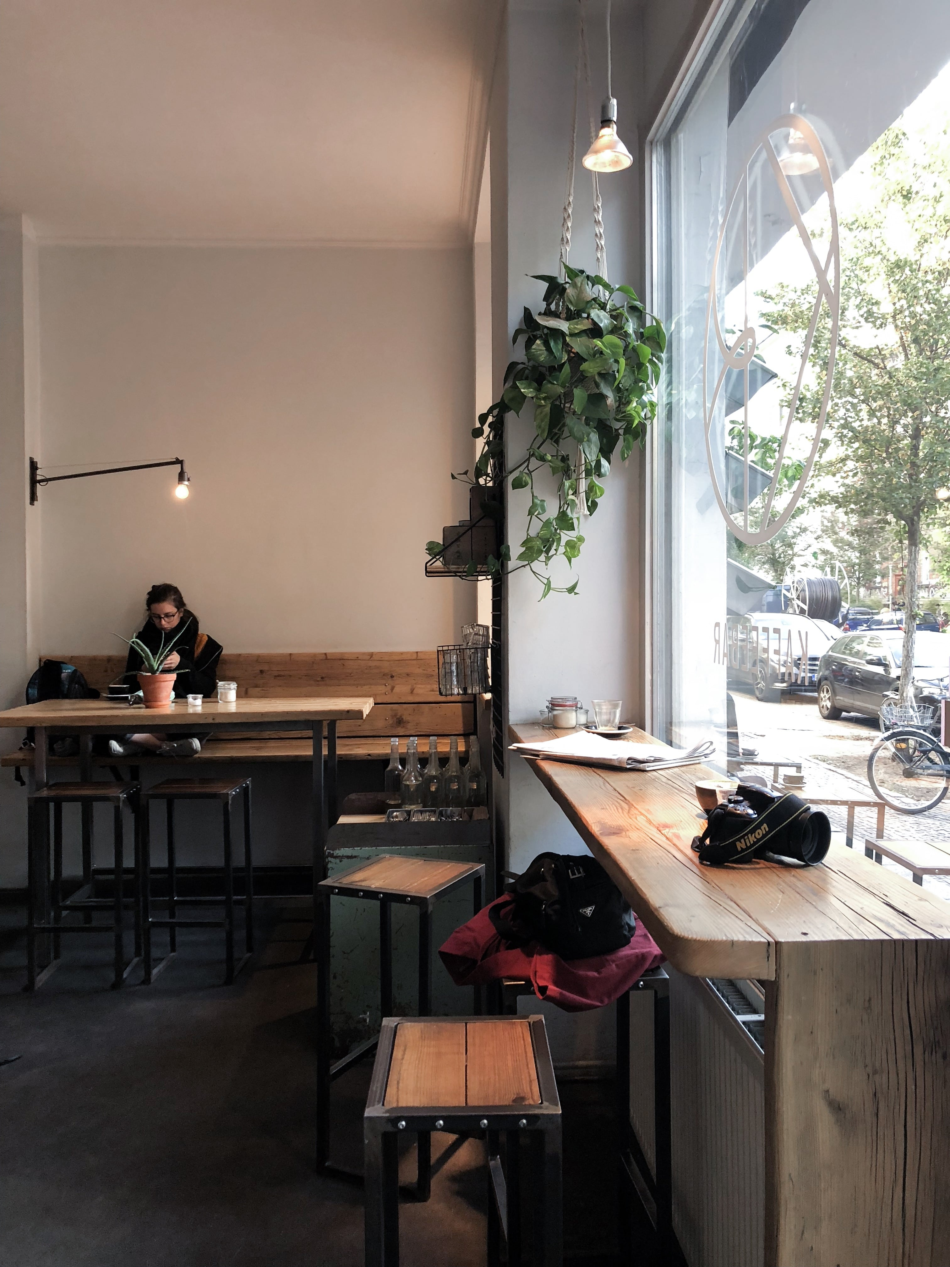 kaffeebar coffee shop berlin