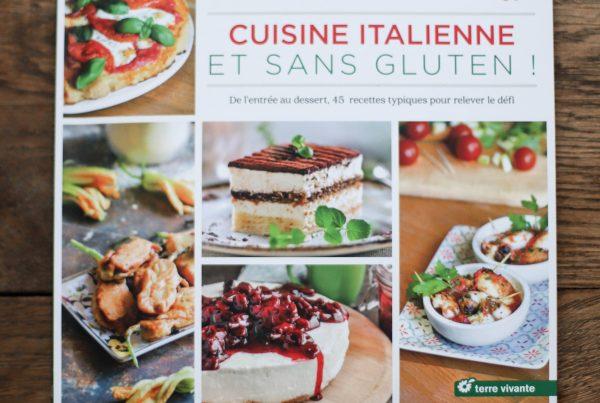 cuisine italienne livre de recettes italiennes et sans gluten