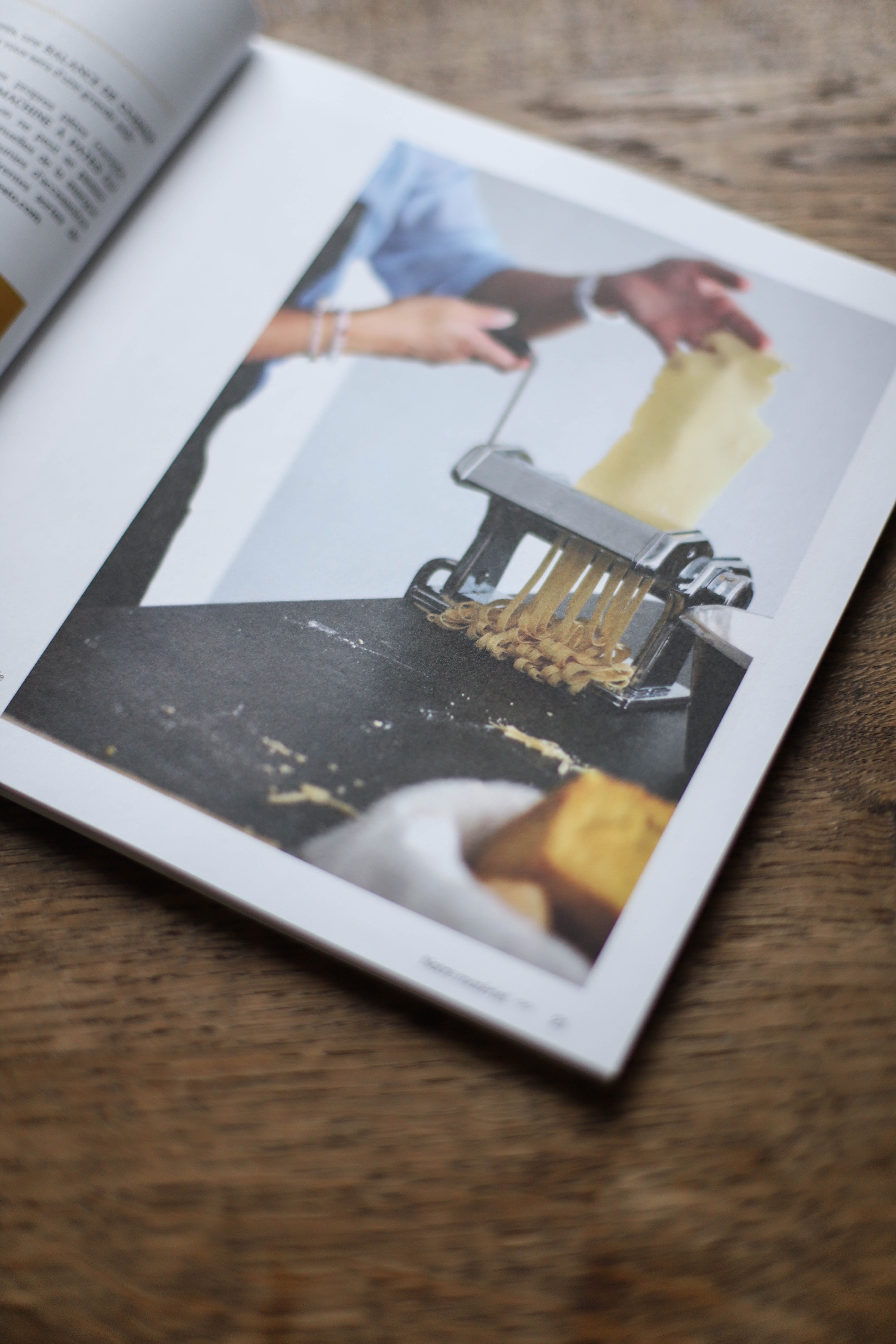 cuisine italienne livre de recettes sans gluten pâtes fraîches
