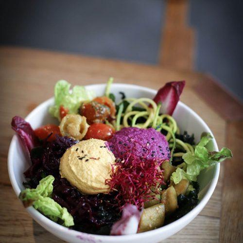 flaxandkale raw bowl vegan et sans gluten
