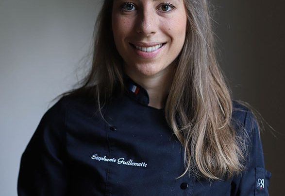 Stéphanie Guillemette chef paris