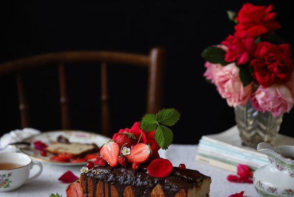 cake au levain